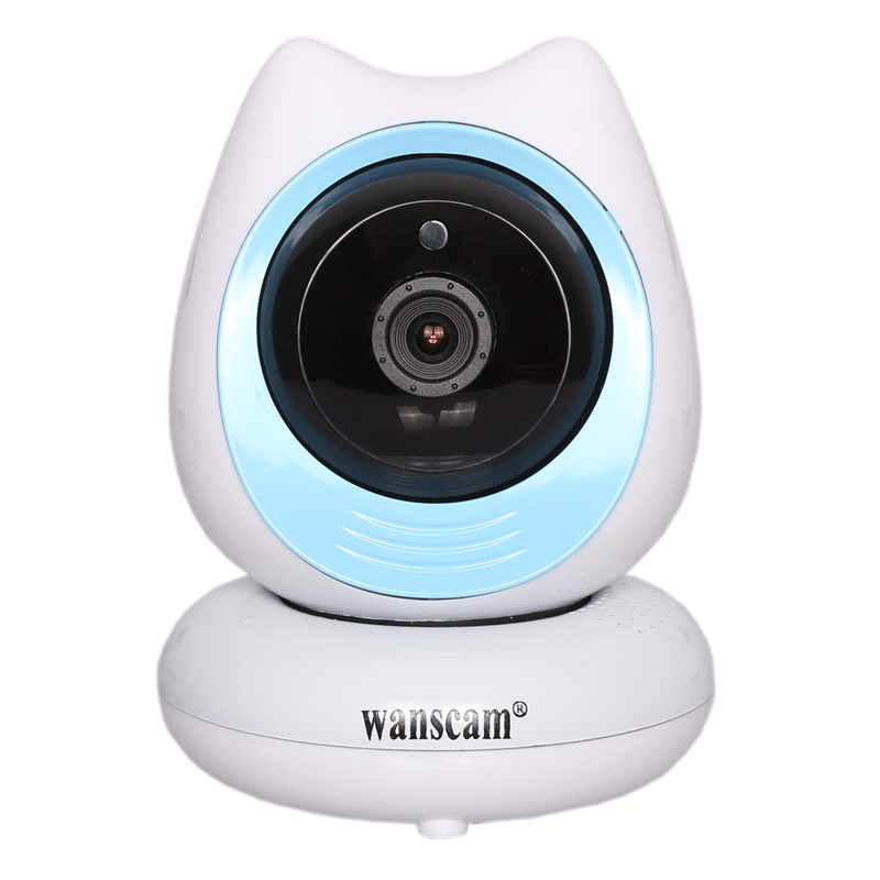 WANSCAM New Design HW0048 Indoor HD Baby IP Camera Night Vision Two Way Audio
