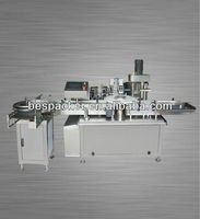 Automatic eye drop filling and capping machine monoblock