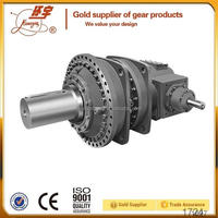 Planetary Gearing Arrangement Gear Box Planetary Speed Reduction Gearbox for Concrete Mixer
