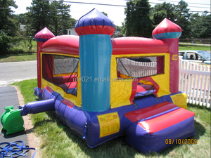 New Cheap Commercial Inflatable Adult Kids Bounce House / Inflatable Bouncer