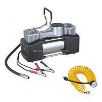 12V Electric Portable Double Cylinder Air Compressor Price