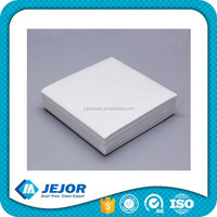 9x9inch Wood Pulp Polyester Hot Sale Electronic Nonwoven Wipe Wholesale