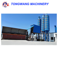 best selling concrete batching plant machine with low price