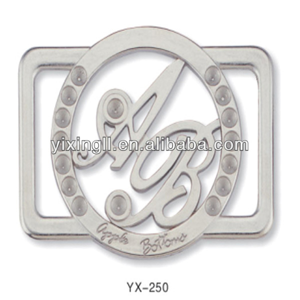 Customize 3D metal crown and eagle metal logo on wooden plaque metal wallet logo