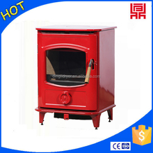 Installing yourself multi-fuel boiler stove