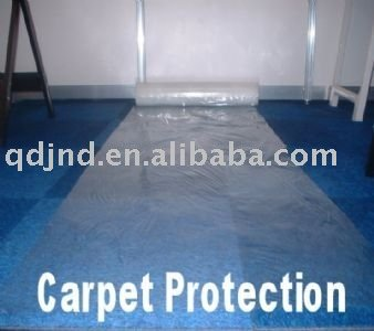 Temporary carpet protection film Wuxi China
