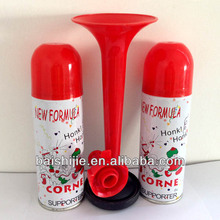 Red portable air horn mini air horn