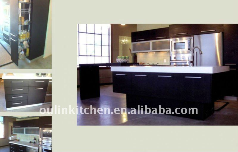 New arrival popular kichen design aluminium kitchen cabinet