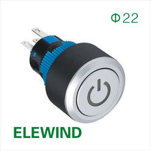 Elewind pulsador start engine (pb223wy-11t)