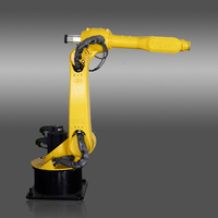 Automatic Spray Painting Robot for Motorcycle Parts
