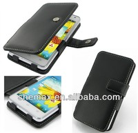 For Huawei Ascend G600 U8950D Leather Case (Also compatible with For Huawei Honor 2 U9508 Leather Case)