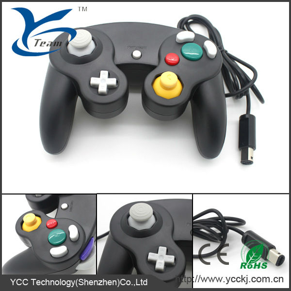 For Nintendo GameCube/NGC wired game controller video game controller for NGC