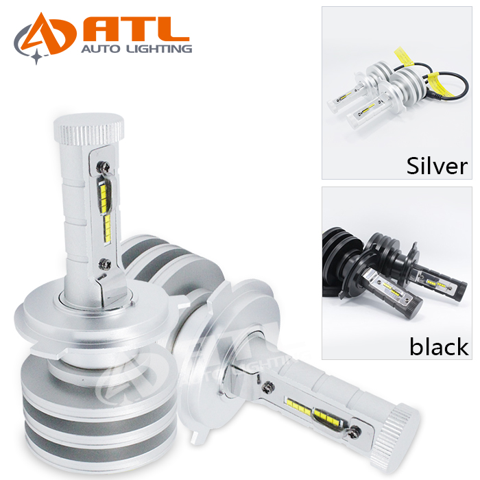 ATL New Arrival High Quality Wholesale Price Auto H4 H7 Car Headlight Led Headlight Kit Lumileds