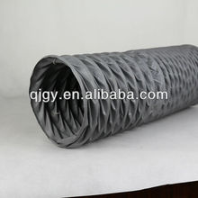 stretchable bus duct for cooling and heating system floor duct
