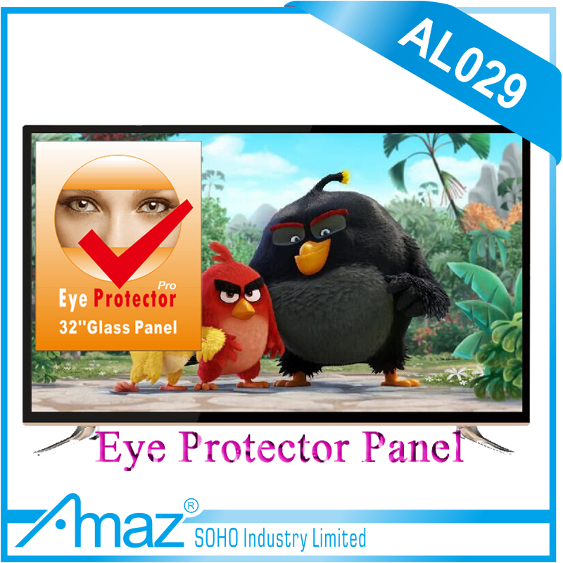 "32"" 3D Smart Solar Battery LED TV Cheap Price A Grade Panel 24hours Aging Test Time"