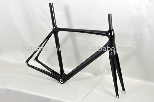 New arrival bike parts carbon frames bike road 3k 12k UD BSA BB30 avaliable