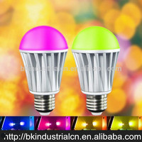 Brazil hot sale bluetooth led speaker bulb factory
