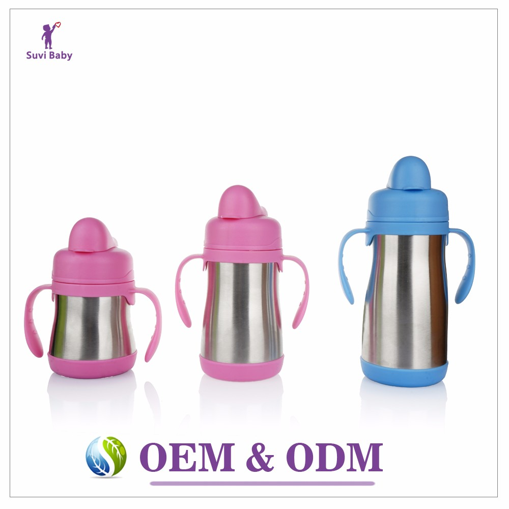 China guangzhou wholesale stainless steel baby vacuum flask manufacturer