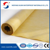 New Waterproofing and Breathable Membrane High performance breathable roofing underlay