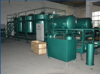 Waste Oil Purification Plant Used Engine Oil Recycling Machine LYE
