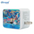Best tourist gifts international travel adapter plug non-grounding outlet converter smart all in one plug adapter for europe