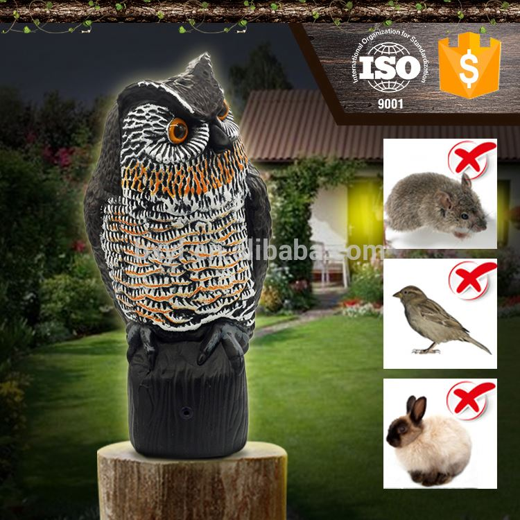 eco-friendly plastic bird domestic repeller