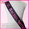 Black Sash Bachelorette Party Supplies For Girls