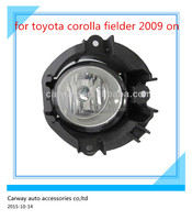 Auto parts accessories for Toyota Corolla Fielder 2009 ON top quality
