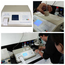 Lube Oil Total Sulfur Analyzer/Crude Oil Sulphur-in-Oil Analyzer