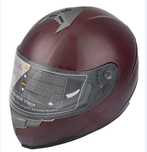 ECE Full Face Helmet X305 Glass Fiber
