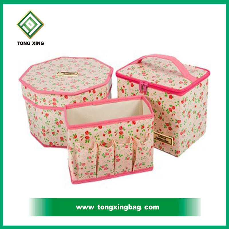 Cute Transparent PVC Cosmetic Bag Cases