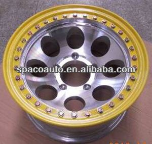 popular style 5x110 alloy wheels for offroad cars