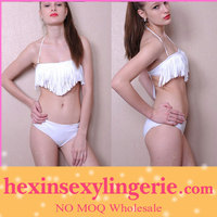 wholesale ladies hot sale trendy sexy chicas en bikinis transparentes