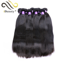 Wholesale Natural Black Mink Unprocessed Remy Virgin Brazilian Human Hair Extension 100% Human Hair Straight Weave Bundles