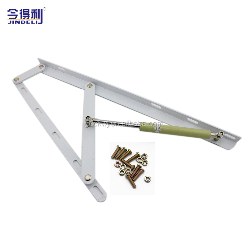 50 60 90 120kg Load Hydraulic Mechanism Gas Spring Lift Up For Storage Bed Sofa Bed