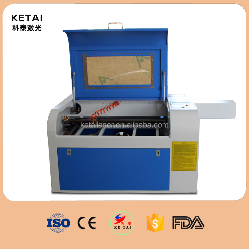 Cheap 4060 acrylic wood pen silicone wristband crystal laser engraving machine price