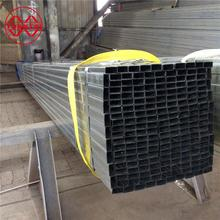pre galvanized rectangular hollow section tube for structure steel work