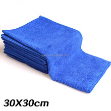 Custom various kinds high absorption microfiber car cleaning towel car cleaning rag