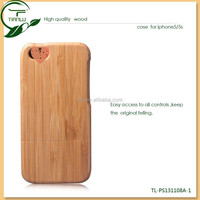 The Newest cheap wood case for samsung galaxy s4 wood phone cover custom wholesale in china