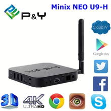 Minix NEO U9-H S912 2G 16G android projector 4g amlogic S905X Android 6.0 TV Box