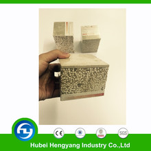 Heat presevation low cost 60mm thickness eps sandwich panel for wall siding
