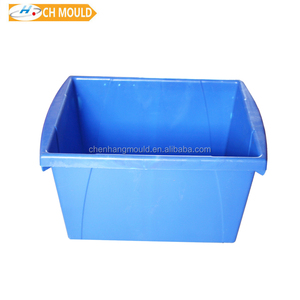 plastic container basket box crate mould soft shell crab farm