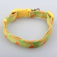 Top quality strong sublimation polyester dog collar stand with the best price