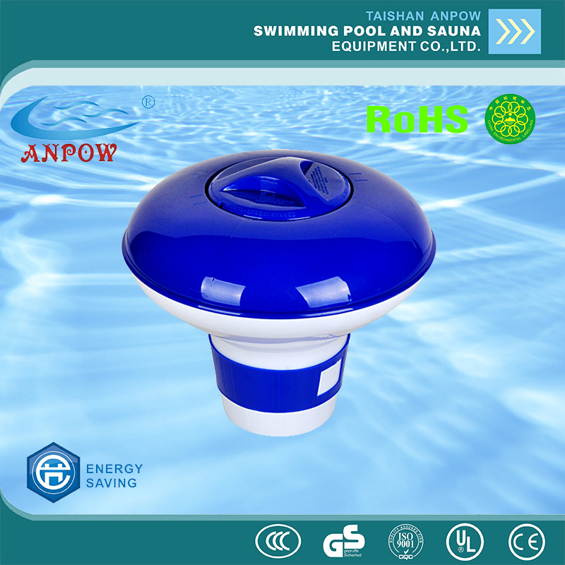 China Supplier and Manufacturer Swimming Pool wholesale price floating chemical tablet Chlorine pills dispenser