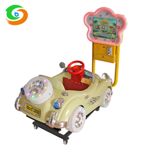 Child Classic Swing Car Coin Operated Simulator Kiddy Ride Key Master Slot Game Machine