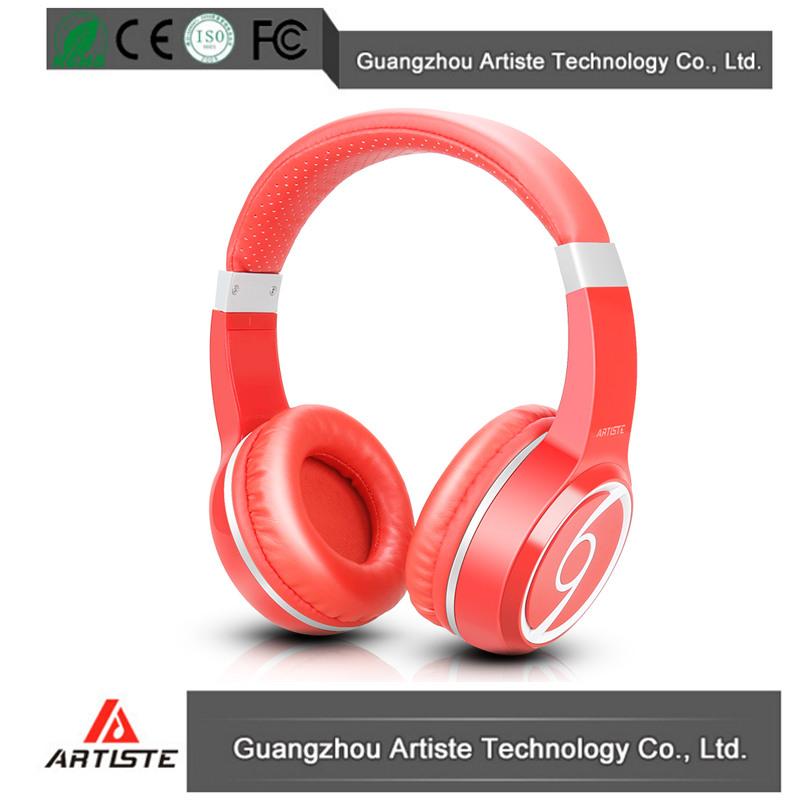 China wholesale wireless retractable headphone