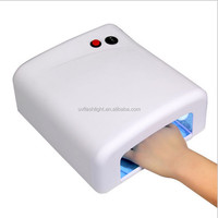 220V or 110V 36w led uv lamp light nail dryer,Nail Art Dryer Gel Curing UV Lamp
