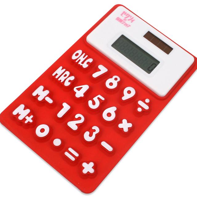 INTERWELL CR55 Thin Silicone Calculator, Wholesale Fancy Calculator