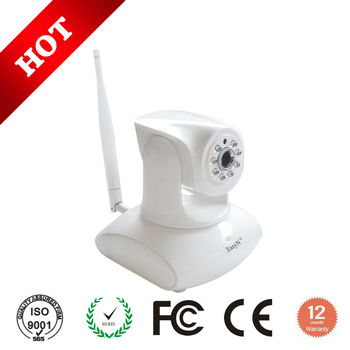 EasyN 1080P P2P Wifi IP Camera With Free UID