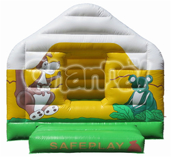 Safeplay Aussie Inflatable Bouncer House for Toddlers